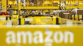 Rekord profitot hozott az Amazon