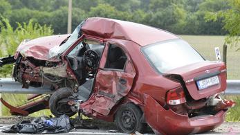 Halálos baleset történt az M9-esen Tolna megyében