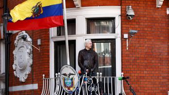 6 év után lassan elküldenék Assange-ot az ecuadori nagykövetségről