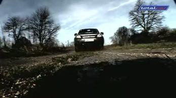 Ford Ranger kíméletlenül