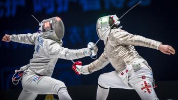 A magyar vívók példátlanul rossz eredménnyel zárták a világbajnokságot