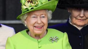 Nagyon úgy tűnik, hogy II. Erzsébet hatalmas ABBA-rajongó