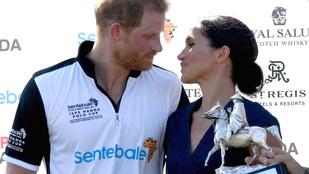 Dobjon el mindent: Harry herceg és Meghan hercegné NYILVÁNOSAN csókolóztak!!