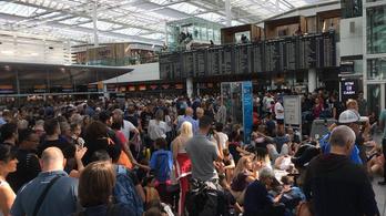 Egy nő ellenőrzés nélkül jutott be a müncheni reptérre, órási tumultus alakult ki