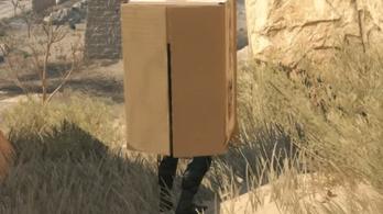 Kartondoboz alá bújt a rabló, megtalálták
