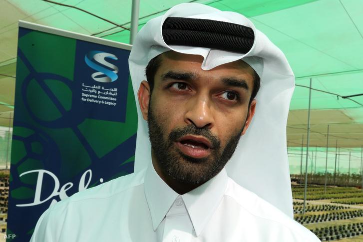 Hassan al-Thawadi a Katar 2022 Legfelsőbb Bizottságának titkára