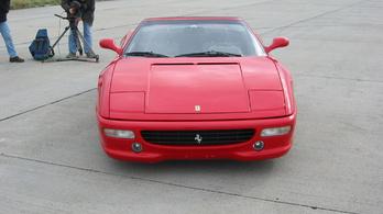Teszt: Ferrari 355 Spider