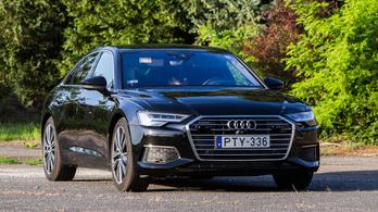 Audi A6 50TDI - 2018.