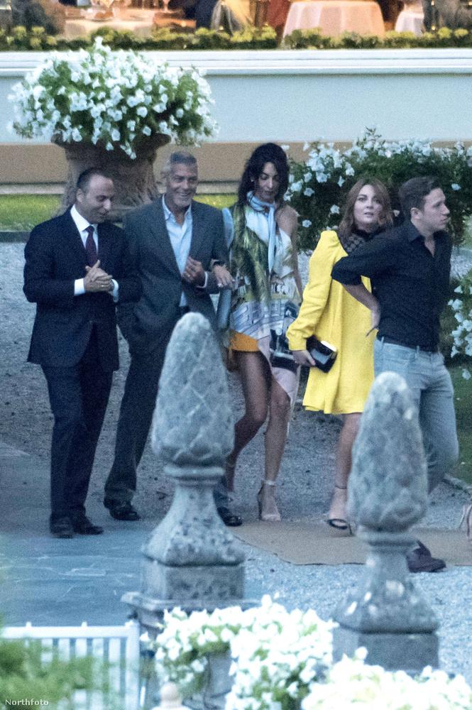 De ha egy kicsit el tud vonatkoztatni Clooneyné adottságaitól, arra is felhívjuk a figyelmét, hogy a színész mennyire jó formában van.