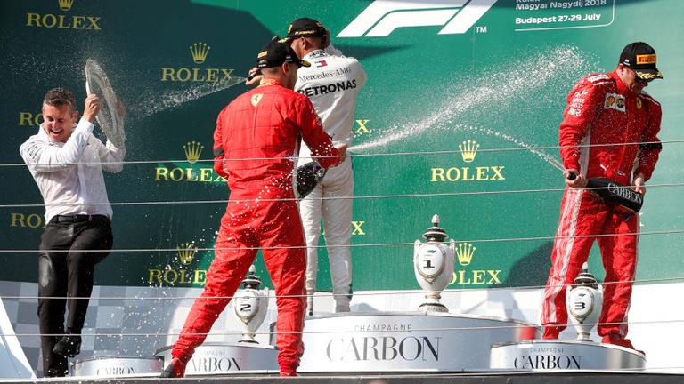 Spórol az F1, de a pilóták nem ezért véznák