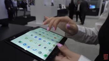 Első lesz a Huawei az összehajtható mobiljával?