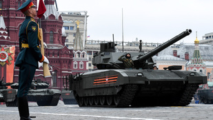 Túl drága az oroszoknak a saját tervezésű szupertank