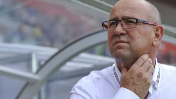 Két meccs, 0-8-as gólarány: máris kivágták Kondást a Kisvárdától