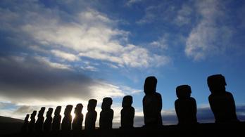 Limitálják, hány turista mehet a Húsvét-sziget kőszobraihoz