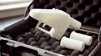 Kiakadtak az államok, hogy bárki hozzáférhet a kinyomtatható fegyverekhez