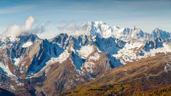 Magyar hegymászó halt meg a Mont Blanc-on