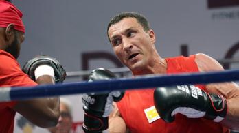 Klicsko meglepő vallomása: nem igazán szerette a bokszot