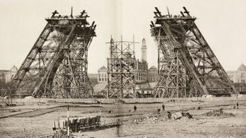 Az Eiffel-tornyot egyszer majdnem lebontották