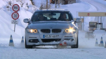 BMW Winter Fahrer Training 2009