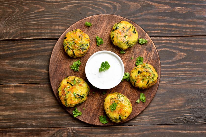 5 perces, színes zöldséglepény: önmagában és köretként is megállja a helyét