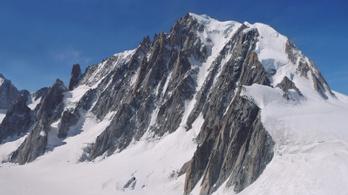 10 köbméternyi szikla zúdult le, emiatt halt meg a magyar hegymászó