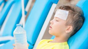 Így kerüld el nyári gyerekbetegségeket!