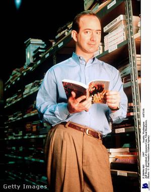 Jeff Bezos 1997-ben