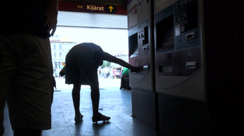 A BKK-automaták fosztogatóinak nyomában