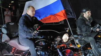 Szlovákiába fészkelték be magukat Putyin motorosai