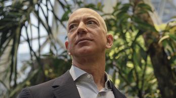 Nagy ára van annak, hogy Jeff Bezos lett a világ leggazdagabb embere