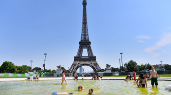 Európa hőgutát kap, az Adriától Németországig rekordokat dönt a hőség