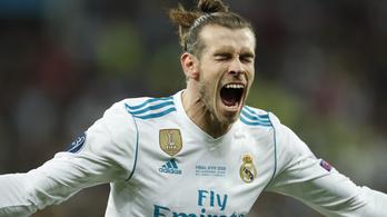Gareth Bale lesz az új Ronaldo a Real Madridban