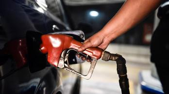 Megint 400 forinton a benzin ára