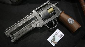 Amerikában máris betiltották a nyomtatott lőfegyvereket