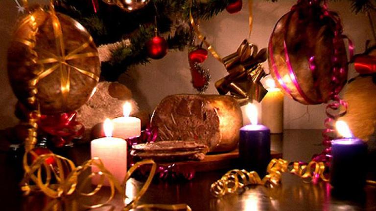 A legszebb karácsonyfadísz