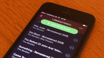 Spotify-dalra ébreszt a Google