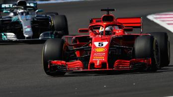 Hiába a Merci uralja az F1-et, még mindig a Ferrarit tömik ki pénzzel