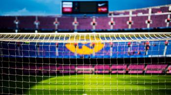 Terrortámadást terveztek a Barcelona-stadion ellen
