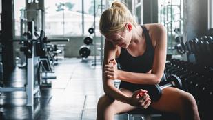 Izomhúzódás, derékfájás, teniszkönyök: könnyen megelőzhető a baj!