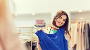 Ezért változik boltonként a ruhaméreted!