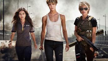 Három kemény csaj van a Terminator 6 első hivatalos fotóján
