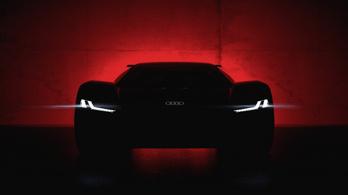 Újra villany-sportkocsival próbálkozik az Audi