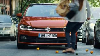 Betiltották a VW reklámját