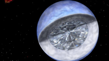 A világ legnagyobb gyémántja 10 kvintilliárd karátos