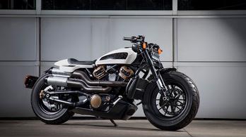 Ezekkel a modellekkel képzeli el a jövőt a Harley