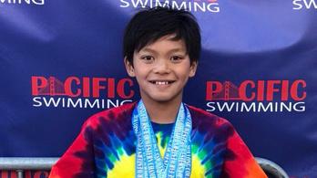 A 10 éves Clark Kent döntötte meg Phelps 23 éves rekordját