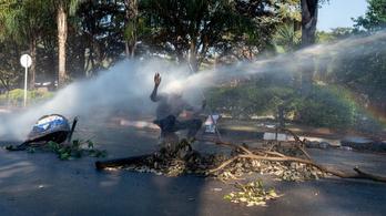 Elszabadultak az indulatok a zimbabwei választás után