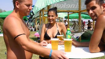 Prémiumkategóriás sörrel hűsíti magát a forróságban a magyar