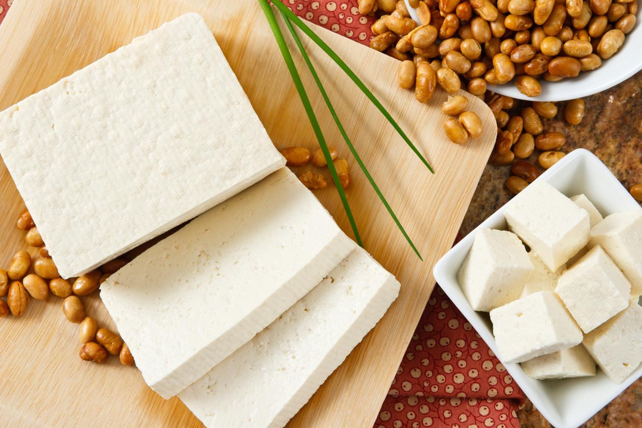 stockfresh 969543 soybeans-with-tofu sizeM
