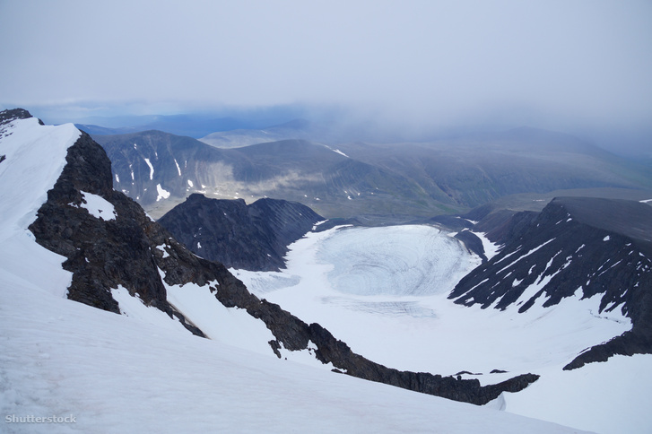 A Kebnekaise-hegy